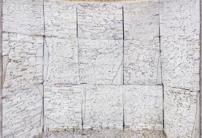 Marjan Teeuwen - Destroyed House Arles | Bruce Silverstein Gallery
