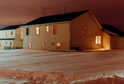 Todd Hido - House Hunting ; Bruce Silverstein Gallery