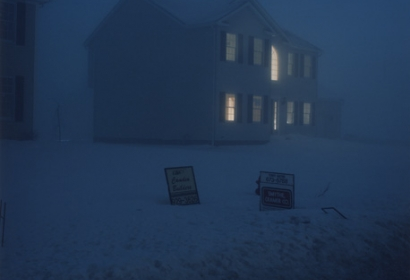 Todd Hido - Outskirts ; Bruce Silverstein Gallery