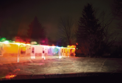 Todd Hido - Excerpts from Silver Meadows ; Bruce Silverstein Gallery