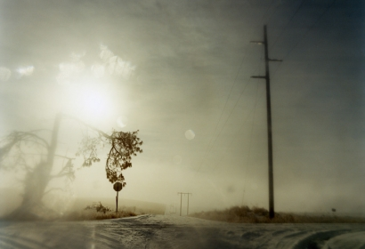 Todd Hido - A Road Divided ; Bruce Silverstein Gallery