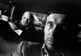 Ryan Weideman   In My Taxi ; Bruce Silverstein Gallery