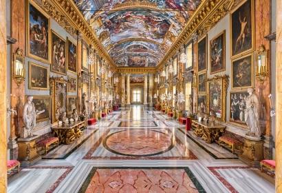 Ahmet Ertuğ | Palazzo Colonna, Rome ; Bruce Silverstein Gallery