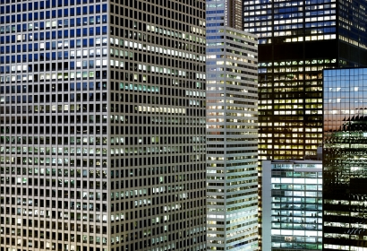 Michael Wolf - Transparent City | Bruce Silverstein Gallery