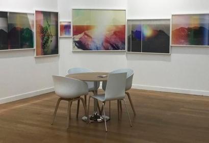 Paris Photo: Prism Sector 2016 | installation image | Bruce Silverstein Gallery