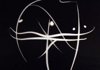 Barbara Morgan - Light Drawings | Bruce Silverstein Gallery