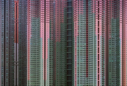 Michael Wolf - Architecture of Density | Bruce Silverstein Gallery