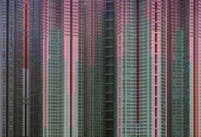 Michael Wolf - Architecture of Density | Bruce Silverstein Gallery