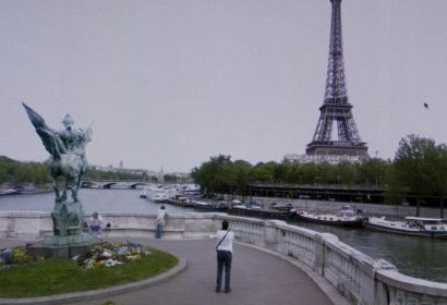 Michael Wolf - Paris Street View | Bruce Silverstein Gallery