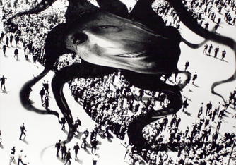Barbara Morgan - Photomontages | Bruce Silverstein Gallery