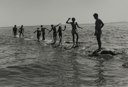 At the Water's Edge: Beach Photography in Westport & Beyond by Larry Silver