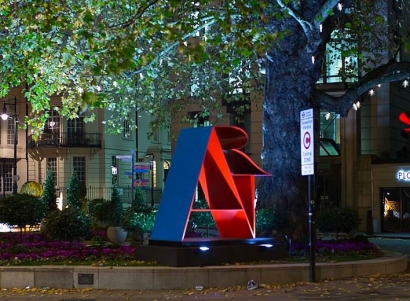 Robert Indiana: 50 Years of LOVE