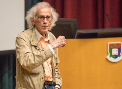 Christo Lecture