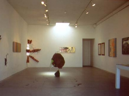 Unctuous Youth, curated by Steven Criqui (group)