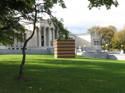 Paragons: New Abstraction from the Albright-Knox Art Gallery