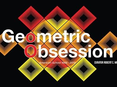 Geometric Obsession. American School 1965-2015 (group)