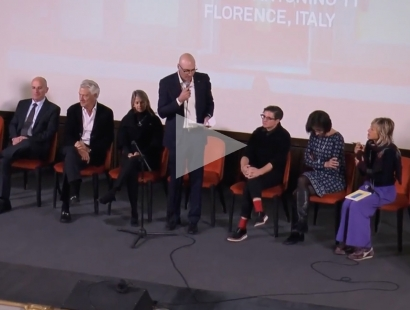 LIA HALLORAN: Round Table Discussion, Galileo to Mars (SACI)