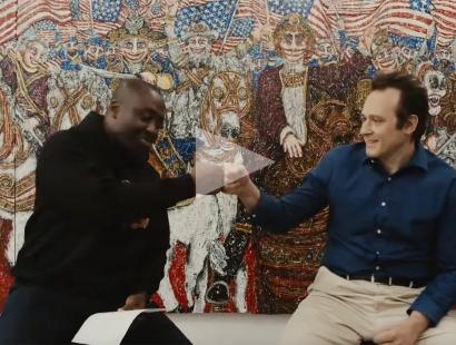 American Fables | FEDERICO SOLMI & LARRY OSSEI MENSAH