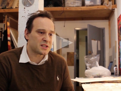 "FEDERICO SOLMI: Making of ""The Great Farce"""
