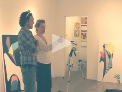 EDIE BEAUCAGE: Studio Visit