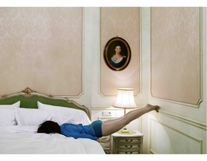 Sunday Times Magazine on Anja Niemi