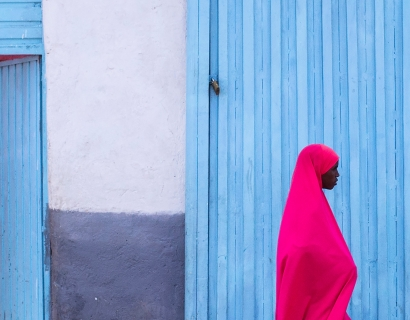The Interrobang on Refraction: New Photography of Africa and Its Diaspora
