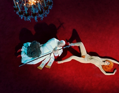 GUP Magazine on Miles Aldridge