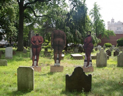 London Financial Times on Nona Faustine