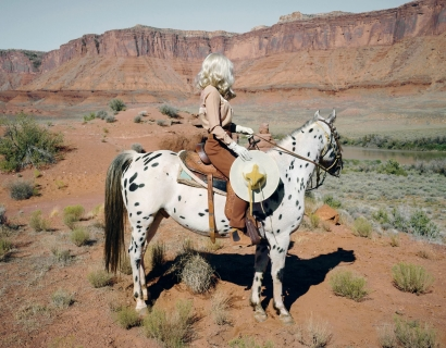 L'Oeil de la Photographie on Anja Niemi
