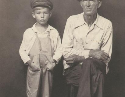 NPR on Original Disfarmer Photographs