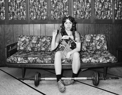 Jocks and Nerds on Meryl Meisler
