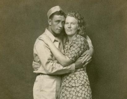 The Ozarks Mountaineer on Original Disfarmer Photographs