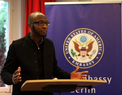 The Johns Hopkins News-Letter on Teju Cole