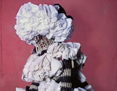 The Telegraph on Phyllis Galembo 'Maske'
