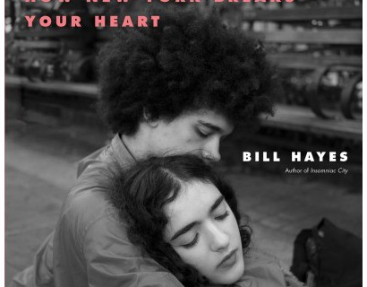 Lambda Literary on Bill Hayes