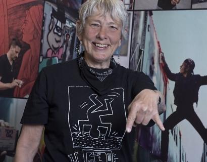 Hypebeast on Martha Cooper