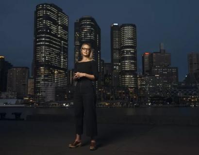 The Sydney Morning Herald on Debi Cornwall