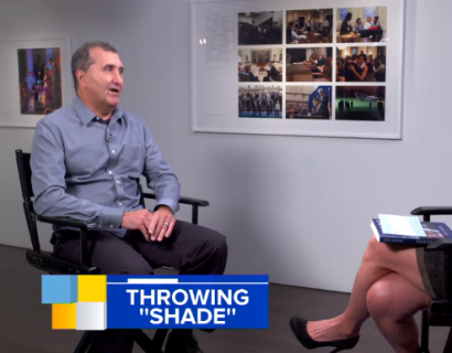 Pete Souza on Good Morning America