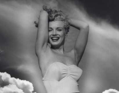Vogue Italia on Andre de Dienes