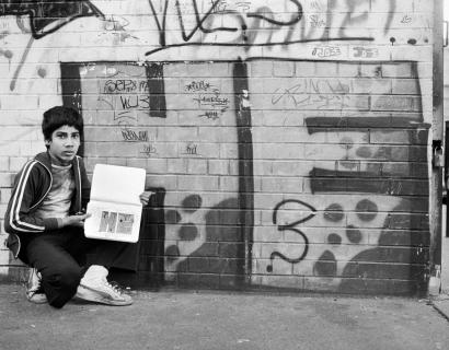 Brooklyn Street Art on Martha Cooper