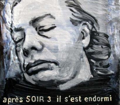 Pierre Lamalattie Pierre peinture painting