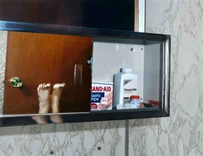 Sandy Skoglund - Medicine Cabinet, 1977 | Bruce Silverstein Gallery