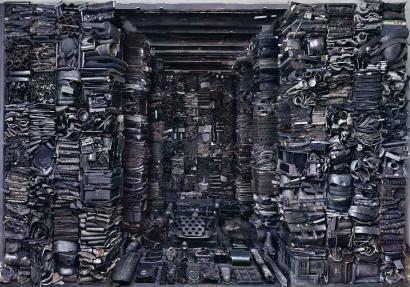 Marjan Teeuwen- Archive 4, 2008 | Bruce Silverstein Gallery