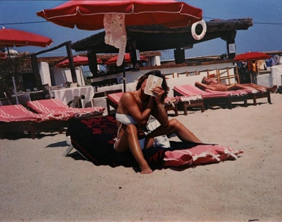 Eric Fischl - St. Tropez (Portfolio), 1990 Dye-transfer prints | Bruce Silverstein Gallery