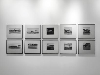 Ed Ruscha - Gasoline Stations, 1962 10 | Bruce Silverstein Gallery
