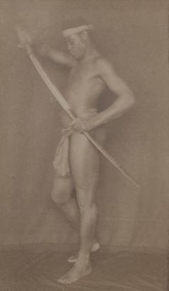 F Holland Day - Nubia, c. 1896-1897  | Bruce Silverstein Gallery