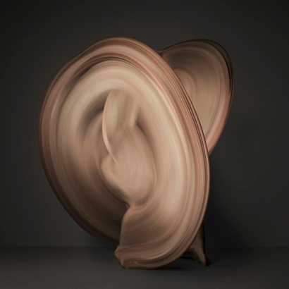 Shinichi Maruyama - Nude #9, 2012 Archival pigment print ; Bruce Silverstein Gallery