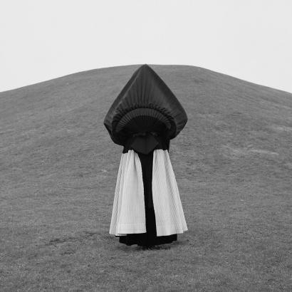 Trine Søndergaard - JØB, II (Dress of Mourning), 2016 | Bruce Silverstein Gallery