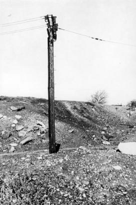 Rudolph Burckhardt - Laurel Hill, Queens, 1940   Bruce Silverstein Gallery