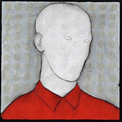 Max Neumann - Untitled, March, 2012 Acrylic on canvas   Bruce Silverstein Gallery